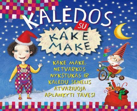 Kalėdos su Kake Make - jau šį sekmadienį!