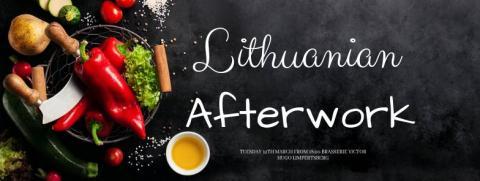 Lietuviškas apero vakaras Limpertsberge