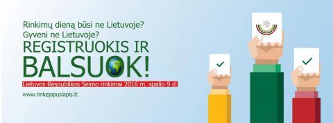 Lietuvos Respublikos Seimo rinkimai