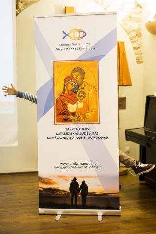 Kviečiame į krikščionišką šeimų (porų) grupę!