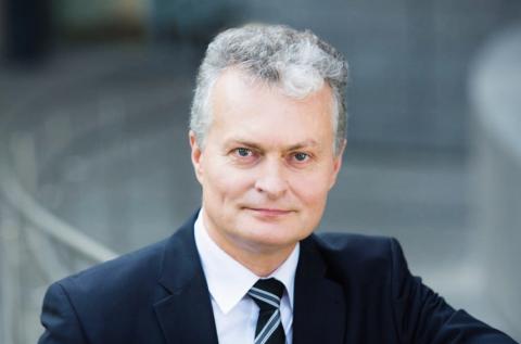 Sausio 28 d. kandidatas į Lietuvos Respublikos Prezidentus Gitanas Nausėda atvyksta į Briuselį