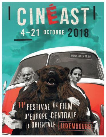 CinEast festivalis ir vėl džiugins į Liuksemburgą atvežtais lietuviškais filmais!