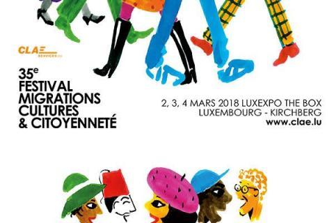 Lietuviškas stendas tautų ir kultūrų festivalyje