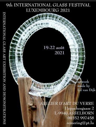 9-asis tarptautinis stiklo festivalis Liuksemburge