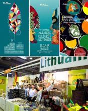 Lietuviškas stendas migracijos, tautų ir kultūrų festivalyje LUXEXPO