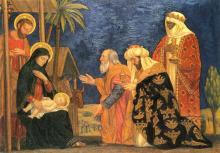 Šv. Mišios. Viešpaties Apsireiškimas (Trys Karaliai)