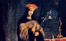 Šv. Kazimiero iškilmė Liuksemburgo mieste